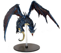D&D Icons: Bahamut (Tyrany of Dragons Premium Figure)
