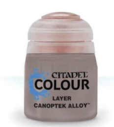 Citadel Paint - Layer - Canoptek Alloy 22-94