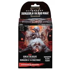 D&D Icons 11 Waterdeep Dungeon of Mad Mage
