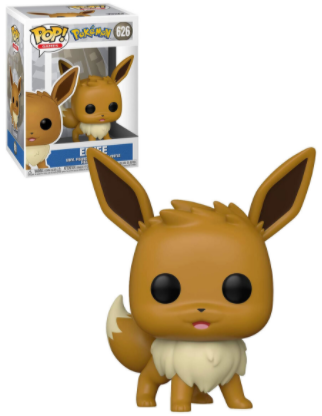 Pop Pokemon Eevee 626