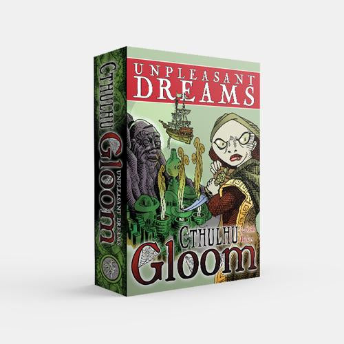 Cthulu Gloom Unpleasant Dreams Expansion