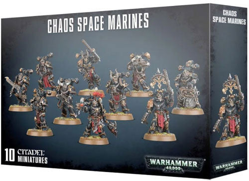 Warhammer 40K Chaos Space Marines 43-06