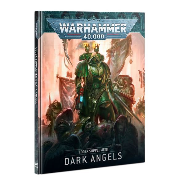Warhammer 40K - Codex Supplement: Dark Angels [Ninth Edition] (44-01)