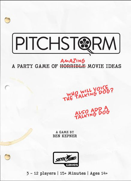 Pitchstorm