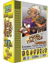 Pixel Tactics Legends