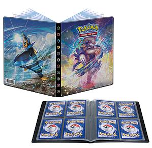 Pokemon Sword & Shield Battle Styles 4 Pocket Mini Portfolio