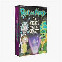 R&M The Ricks Must be Crazy