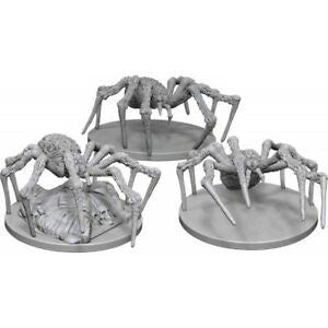 WK D&D - Spiders