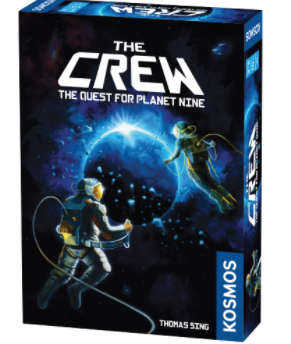 The Crew: Quest for Planet 9