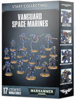 40K Vanguard Space Marines Start Collecting! 70-42