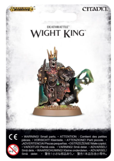 AoS Deathrattle Wight King 91-31