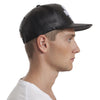 New Fuckin' York Baseballcap Hat - Lambskin Leather