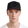 All-Black New Fuckin' York - Snapback Closure (Cotton)