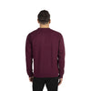 Burgundy New Fuckin' York Sweatshirt