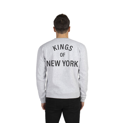 Grey Kings of New York Sweatshirt