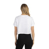 White New York Crop T-Shirt
