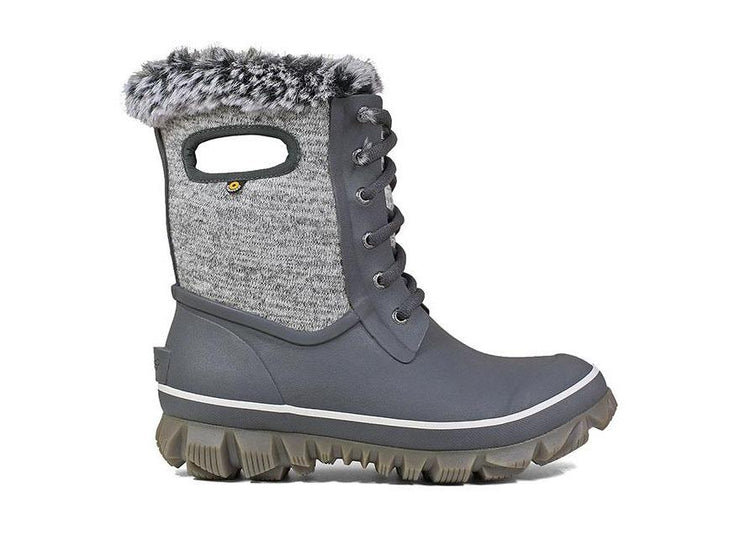 Bogs Arcata Knit Grey Multi - Dear Lucy