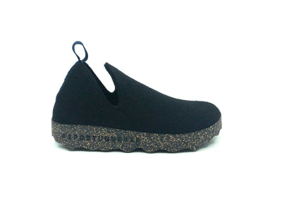 Asportuguesas City Tweed Black