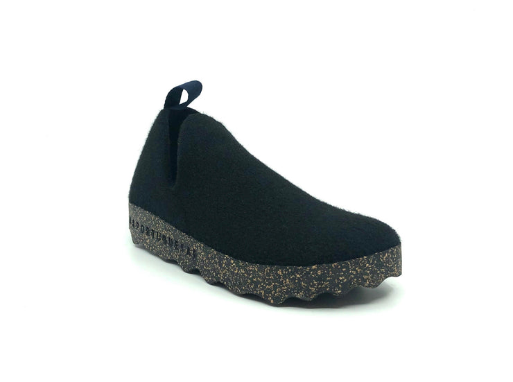 Asportuguesas City Tweed Black - Dear Lucy