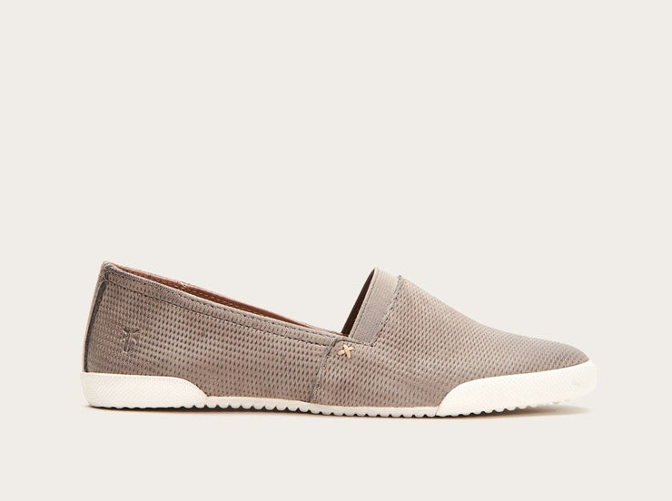 Frye Melanie Slip On Grey Diamond - Dear Lucy