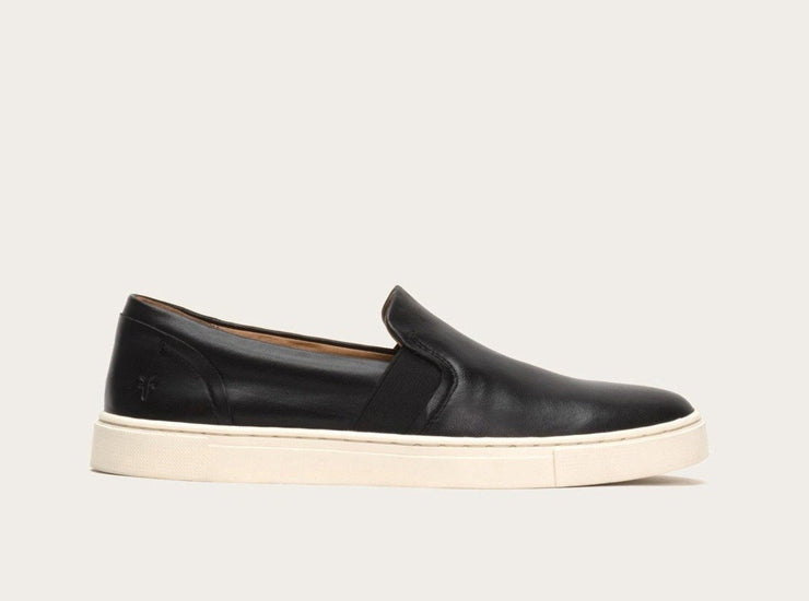 Frye Ivy Slip On Black - Dear Lucy