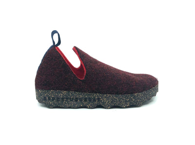 Asportuguesas City Merlot Double Tweed