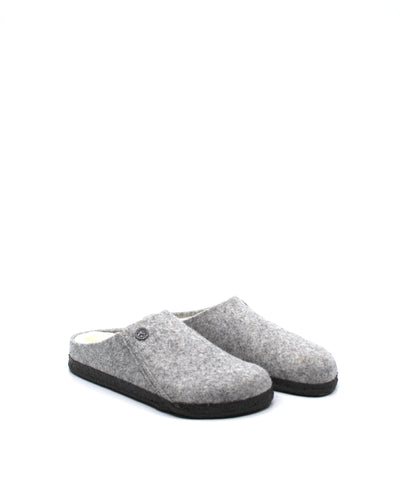Birkenstock Zermatt Narrow Light Gray - Dear Lucy