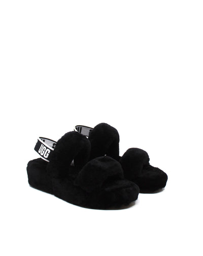 UGG OH YEAH Black - Dear Lucy