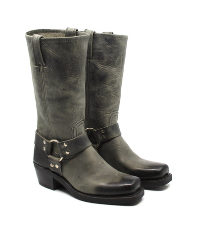 Frye Harness 12R Charcoal - Dear Lucy