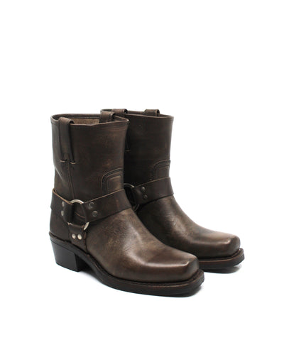 Frye Harness 8R Smoke - Dear Lucy