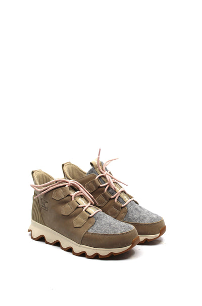 Sorel Kinetic Caribou Sandy Tan - Dear Lucy
