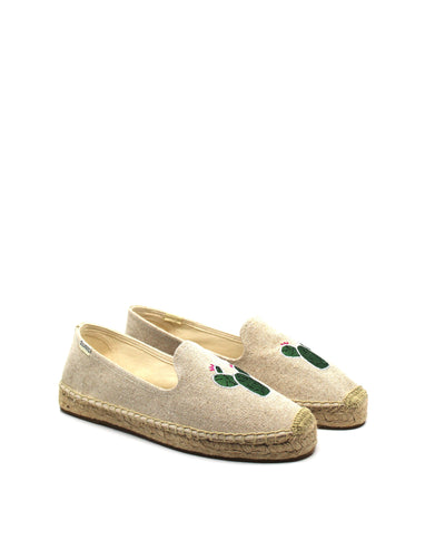 Soludos Cactus Canvas Smoking Slipper Size 11 - Dear Lucy