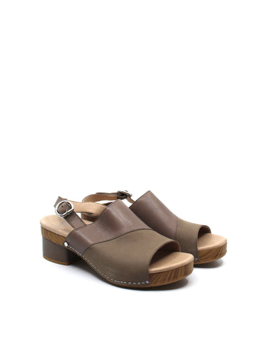 Dansko Madalyn Taupe - Dear Lucy