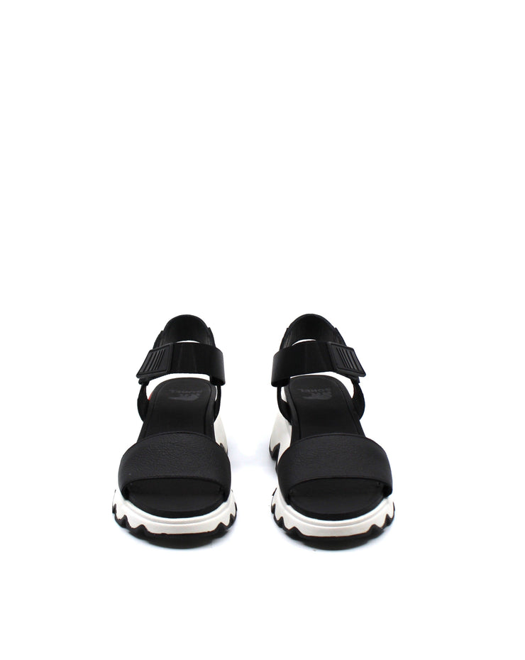 Sorel Kinetic Sandal Black - Dear Lucy