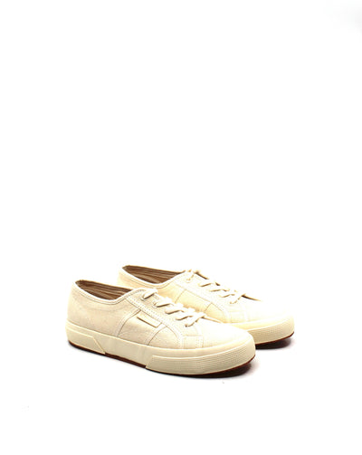 Superga 2750 Organic Canvas Off White - Dear Lucy