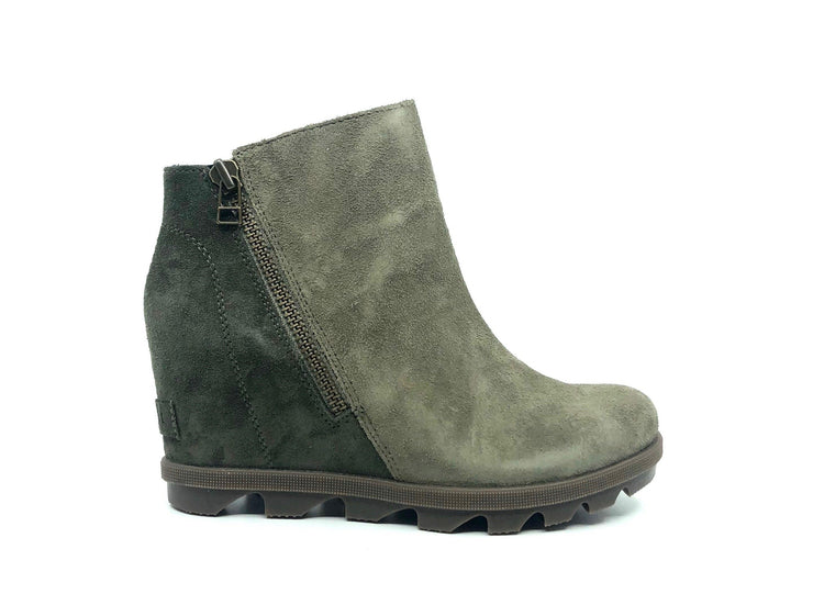 Sorel Joan of Arctic Wedge II Zip Sage - Dear Lucy