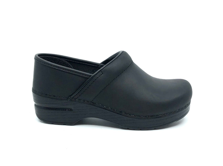 Dansko Professional Clog oiled Black - Dear Lucy