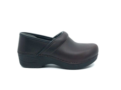 Dansko XP 2.0 Clog Brown Waterproof Pull Up