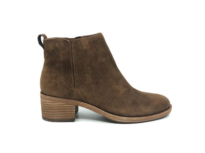 Kork-Ease Mindo Rust Suede - Dear Lucy
