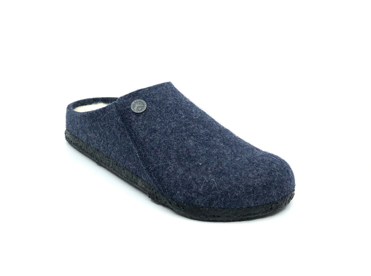 Birkenstock Zermatt Narrow Dark Blue - Dear Lucy