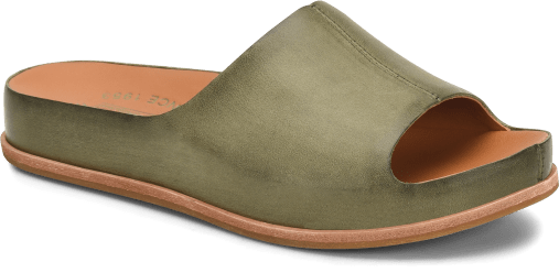 Kork-Ease Tutsi In Green - Dear Lucy