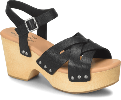 Kork-ease Wasau in Black - Dear Lucy