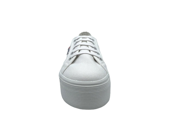 Superga 2790 Platform White - Dear Lucy