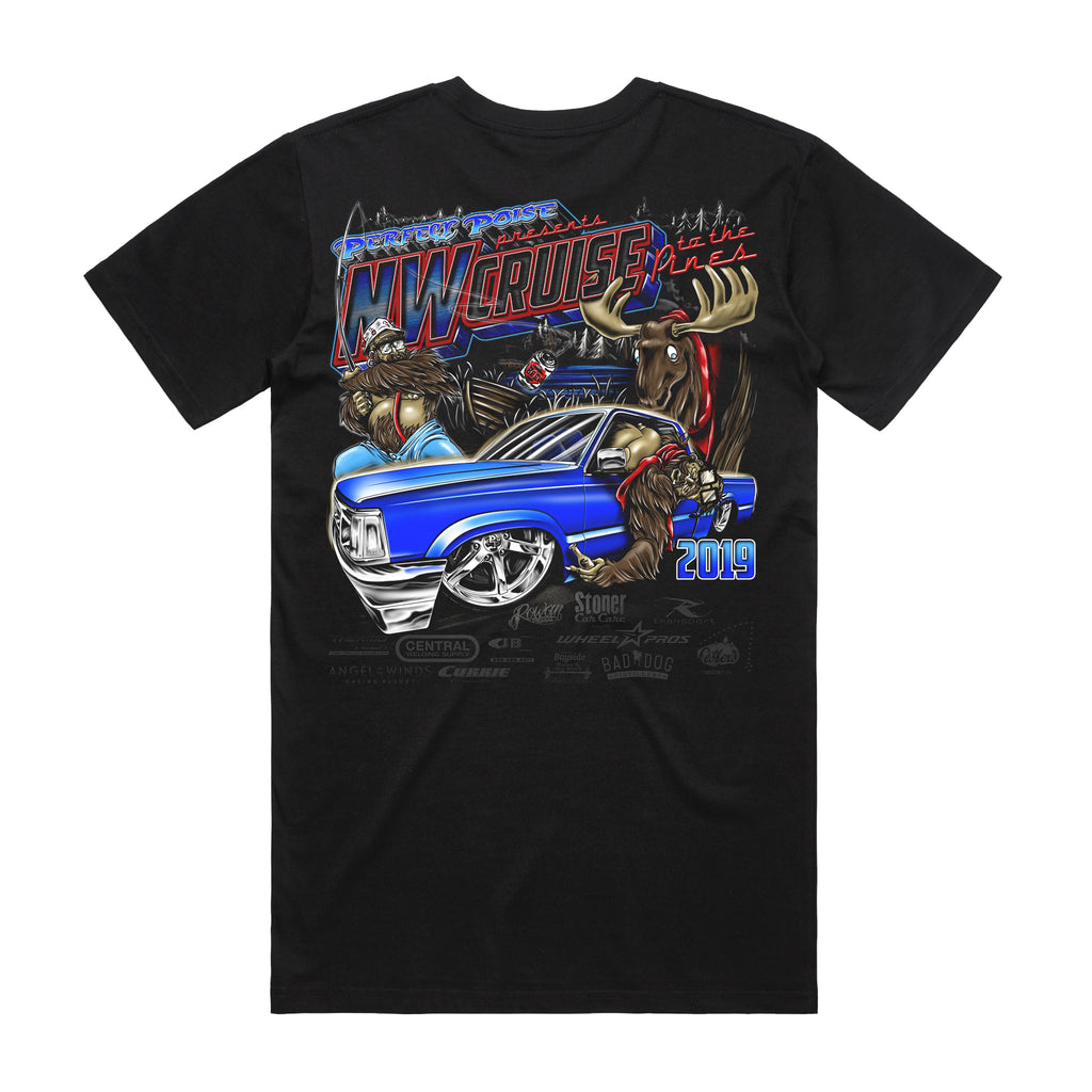2019 Event Shirt (WASHINGTON) *REMAINING PRINTS SHIP ONLY*