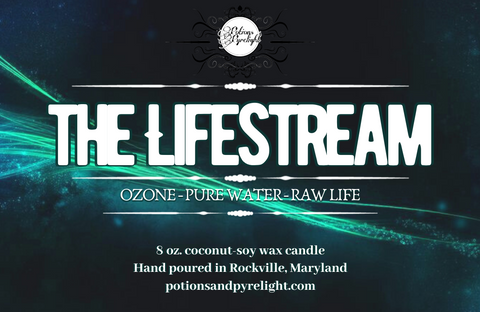 Final Fantasy VII - The Lifestream - Potions & Pyrelight