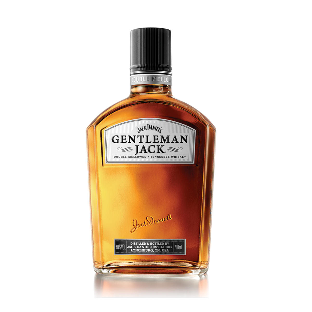 Gentleman Jack - Double Mellowed Tenessee Whiskey