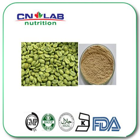 Green Coffee Bean Powder 98% Extract For Weight Loss