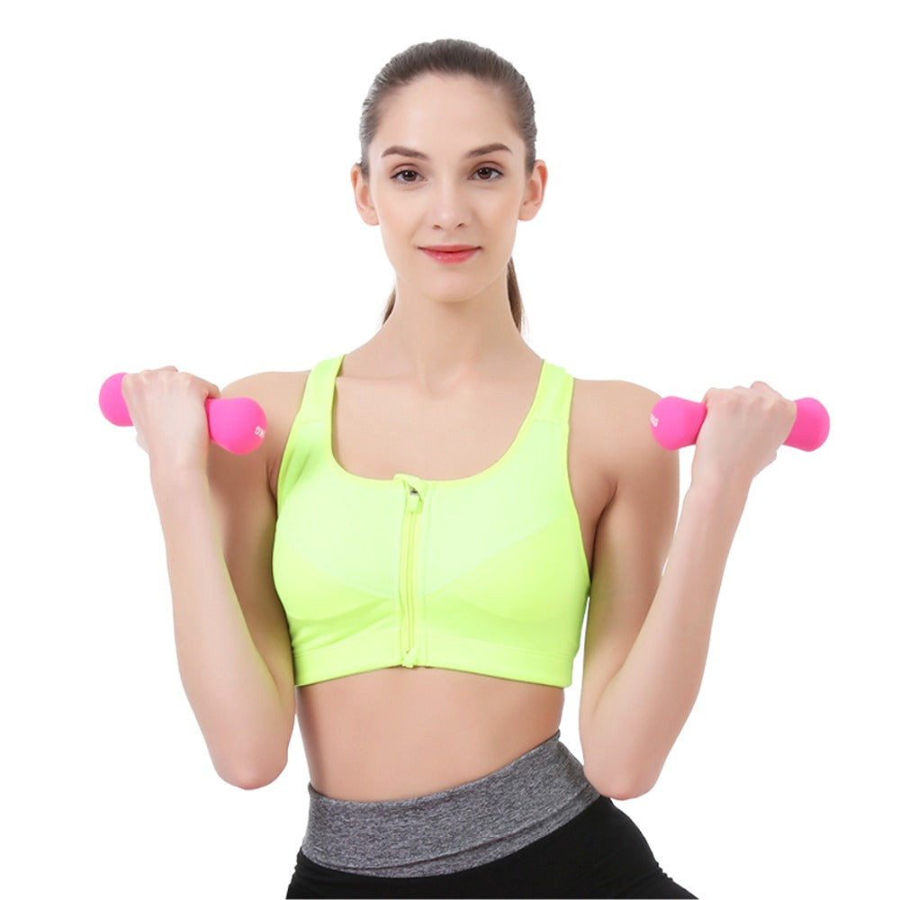 Crossfit 1kg Dumbbell Fitness Equipment Handweights Building Exercise