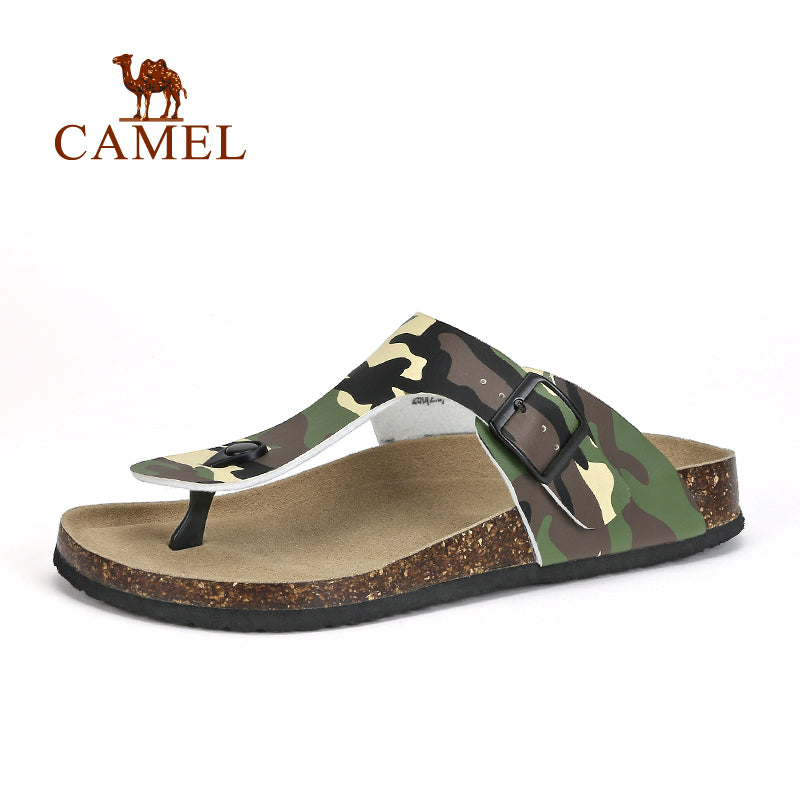Comfortable Military Flip Flop