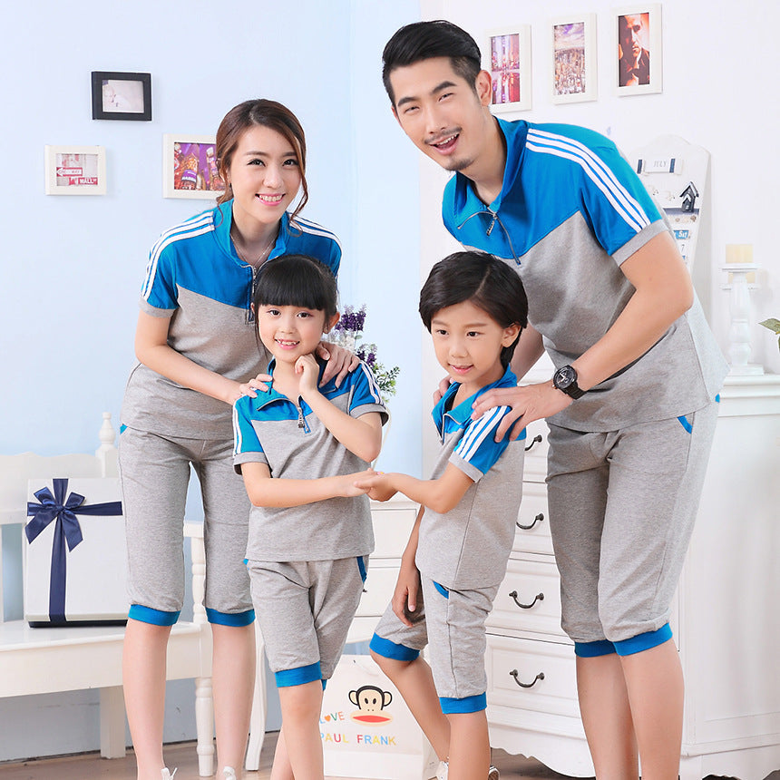 Outfits Set School Uniforms Family Clothes